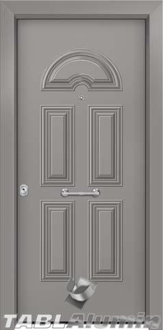 θωρακισμένη πόρτα Θ-100