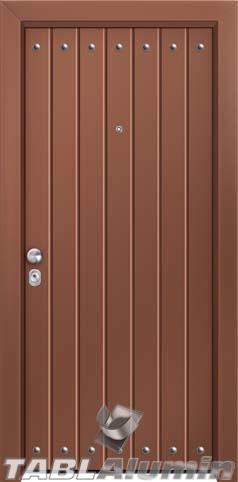 Θωρακισμένη πόρτα Θ-440