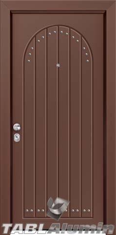 Θωρακισμένη πόρτα Θ-510