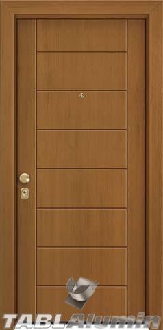 Θωρακισμένη πόρτα με παντογραφικό σχέδιο ΘΠ-213