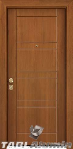 Θωρακισμένη πόρτα με παντογραφικό σχέδιο ΘΠ-217