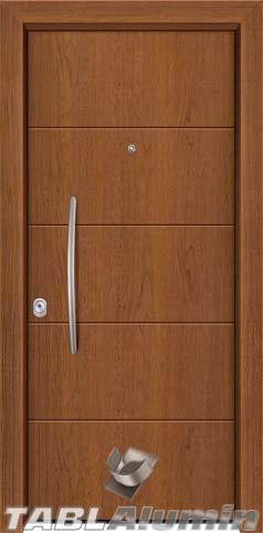 Θωρακισμένη πόρτα με παντογραφικό σχέδιο ΘΠ-223