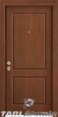 Θωρακισμένη πόρτα με παντογραφικό σχέδιο ΘΠ-231