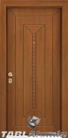 Θωρακισμένη πόρτα με παντογραφικό σχέδιο ΘΠ-236