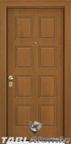 Θωρακισμένη πόρτα με παντογραφικό σχέδιο ΘΠ-240