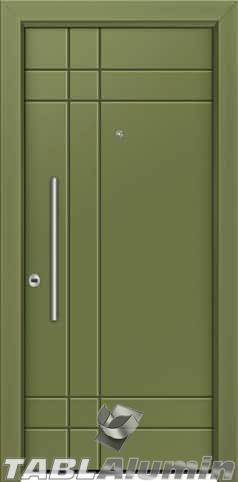 Θωρακισμένη πόρτα Θ-470