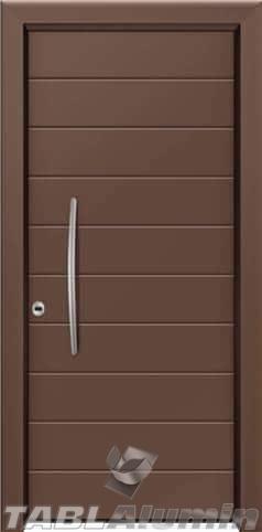 Πόρτα αλουμινίου S-290
