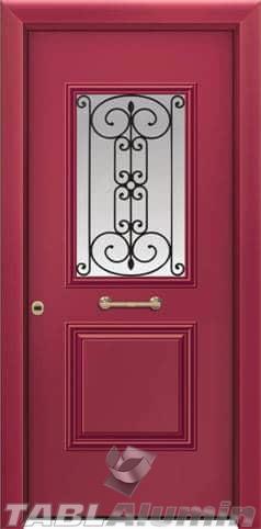 Πόρτα αλουμινίου Ι-3030-Μ