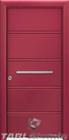 Πόρτα αλουμινίου S-500