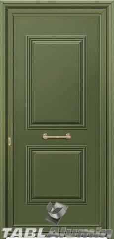 Πόρτα αλουμινίου εξωτερική S-120