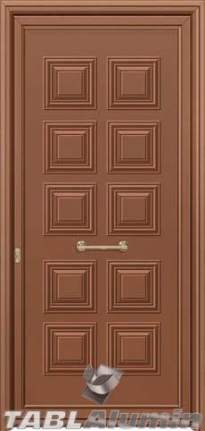 Πόρτα αλουμινίου S-130