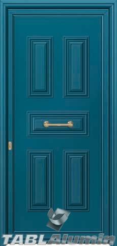 Πόρτα αλουμινίου S-160