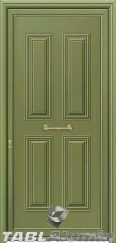 Πόρτα αλουμινίου εξωτερική S-200