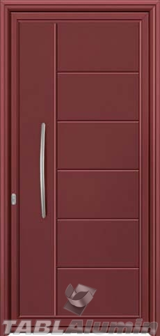 Πόρτα αλουμινίου εξωτερική S-240