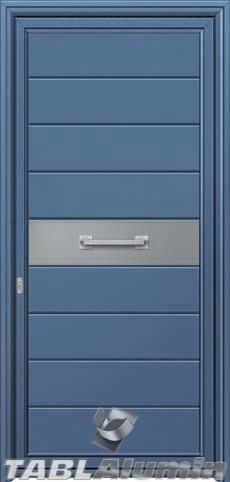 Πόρτα αλουμινίου S-330