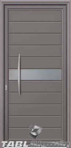 Πόρτα αλουμινίου S-340