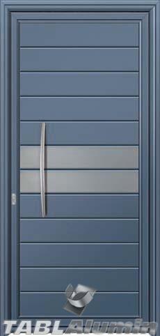 Πόρτα αλουμινίου εξωτερική S-350
