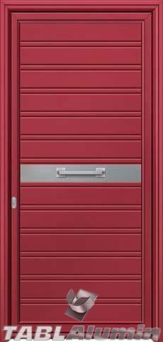 Πόρτα αλουμινίου εξωτερική S-370