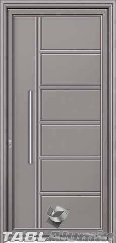 Πόρτα αλουμινίου S-400