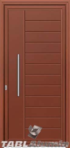 Πόρτα αλουμινίου εξωτερική S-430
