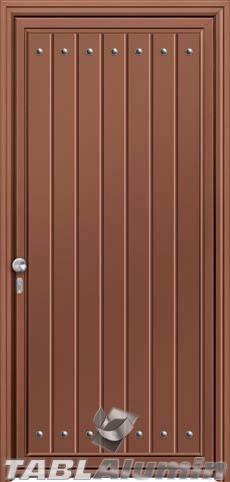 Πόρτα αλουμινίου S-440
