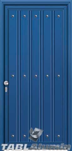 Πόρτα αλουμινίου S-450