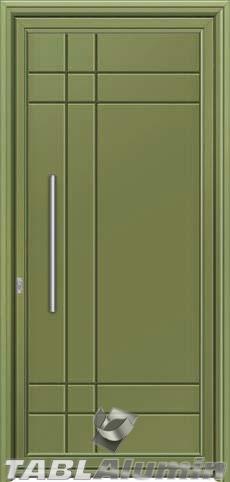 Πόρτα αλουμινίου S-470