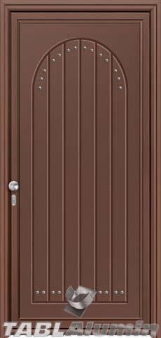 Πόρτα αλουμινίου εξωτερική S-510