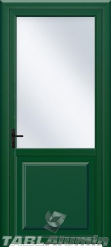 Πόρτα κουζίνας αλουμινίου Κ-100