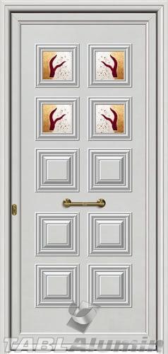 Πόρτα αλουμινίου εξωτερική F-6030