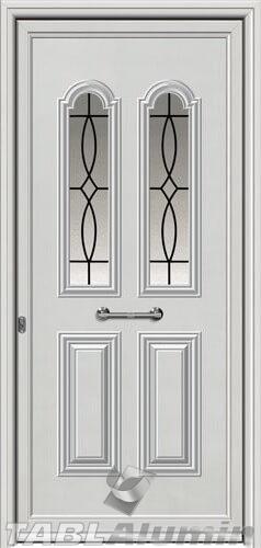 Πόρτα αλουμινίου εξωτερική I-3000-M