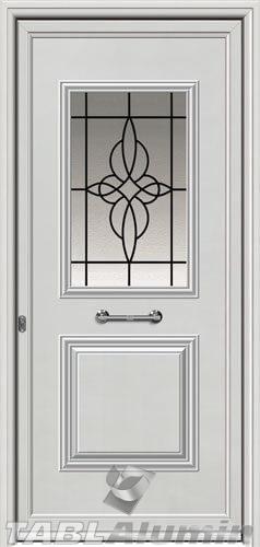 Πόρτα αλουμινίου εξωτερική I-3010-M