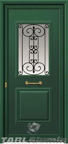 Πόρτα αλουμινίου εξωτερική I-3030-M