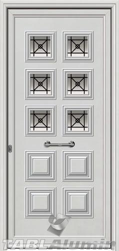 Πόρτα αλουμινίου εξωτερική I-3050-M