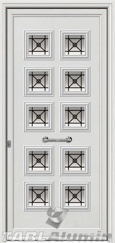 Πόρτα αλουμινίου εξωτερική I-3060-M