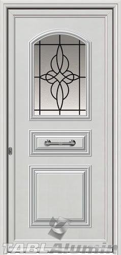 Πόρτα αλουμινίου εξωτερική I-3070-M