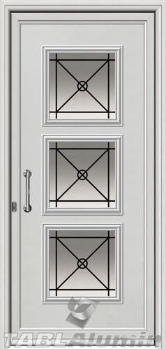 Πόρτα αλουμινίου εξωτερική I-3100-M