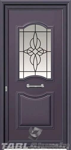 Πόρτα αλουμινίου εξωτερική I-3110-M