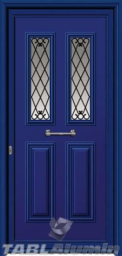 Πόρτα αλουμινίου εξωτερική I-3140-M