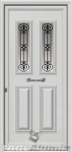 Πόρτα αλουμινίου εξωτερική I-3150-M