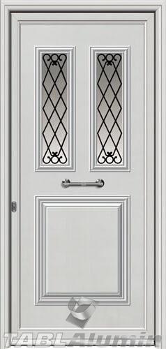 Πόρτα αλουμινίου εξωτερική I-3170-M