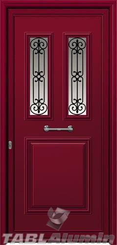 Πόρτα αλουμινίου εξωτερική I-3180-M