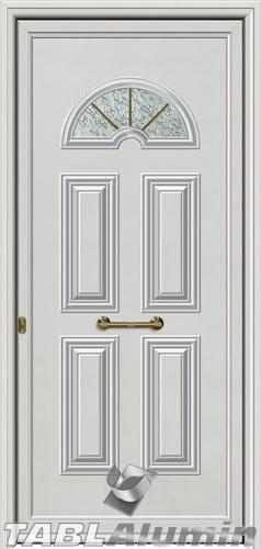 Πόρτα αλουμινίου εξωτερική A-500