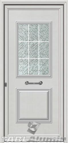 Πόρτα αλουμινίου εξωτερική A-540
