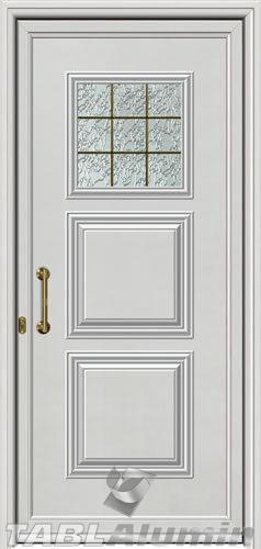 Πόρτα αλουμινίου εξωτερική A-590
