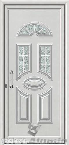 Πόρτα αλουμινίου εξωτερική A-650