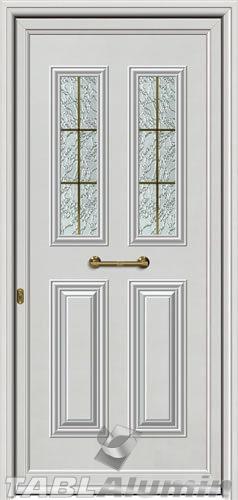 Πόρτα αλουμινίου εξωτερική A-660