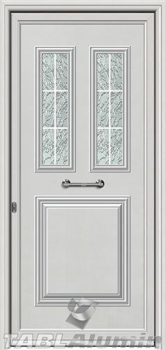 Πόρτα αλουμινίου εξωτερική A-670