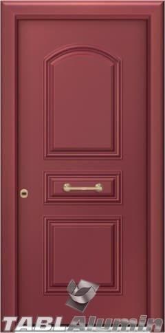 Πόρτα αλουμινίου εξωτερική S-140
