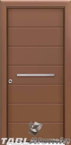 Πόρτα αλουμινίου εξωτερική S-260